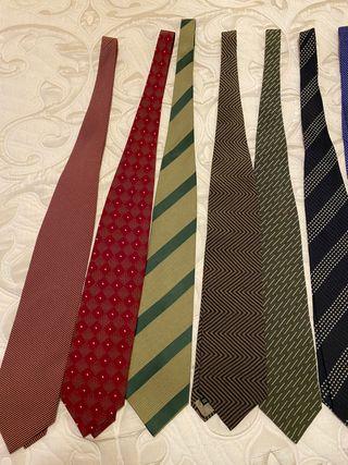 Corbatas de armani