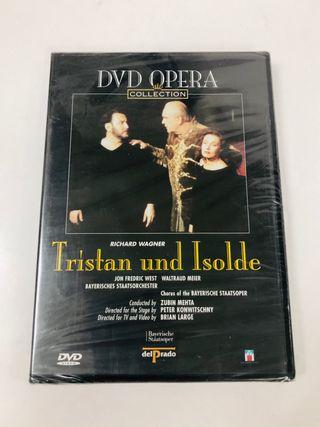 Opera Tristán y Isolda
