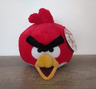 "Peluche ""Angry birds"""