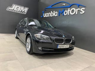 BMW Serie 5 520d nacional año 2011