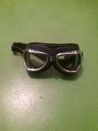 Gafas moto vintage