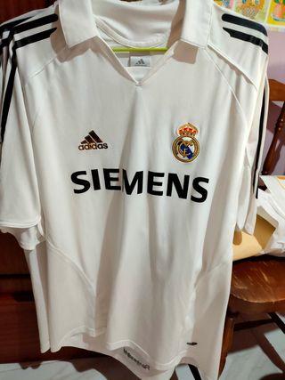 Camiseta Original Zidane Real Madrid