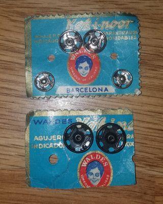broches waldes vintage años 60