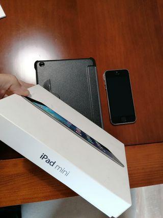 Ipad Mini e Iphone 5