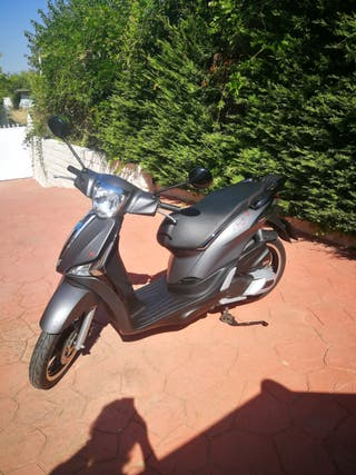 scooter piaggio liberty 125 ABS[2018]