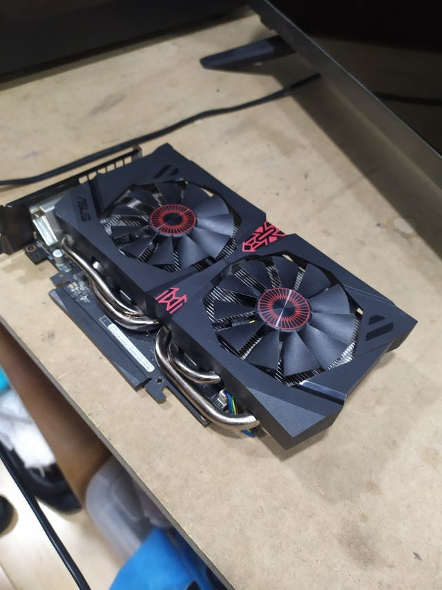 Tarjeta gráfica Asus GeForce Strix GTX 960