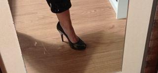 Zapatos tacón pura López