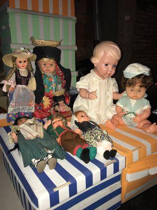 Muñecas clásicas de los 80'