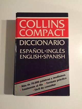 Diccionario español-inglés/inglés-español