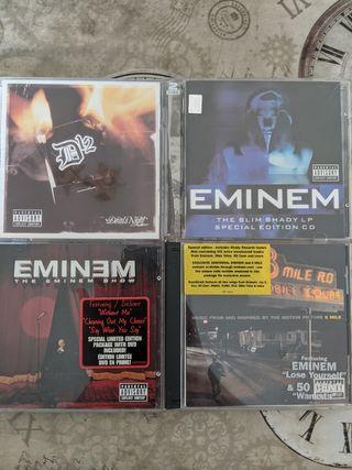 EMINEM 4 discos dobles !!!