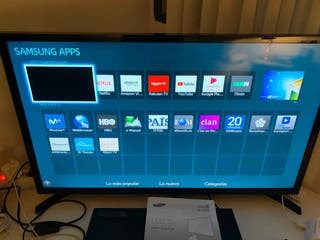"""LED Samsung 32"""" 4300 Smart TV"""