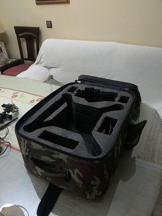 mochila Phantom 2,3 y 4