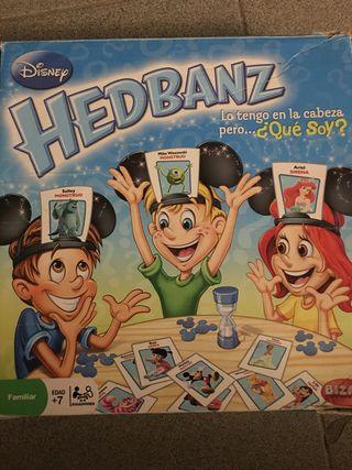 """Joc Hedbanz """"Qui sóc?"""""""