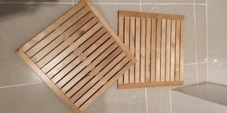 Tarimas de madera de Ikea