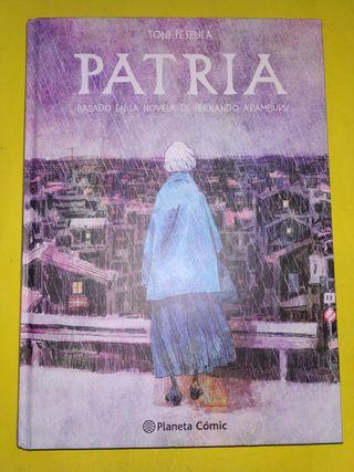 COMIC. PATRIA