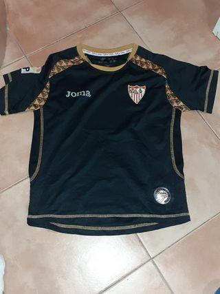 Camiseta auténtica del Sevilla 6A