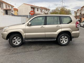 Toyota Land Cruiser KDJ120