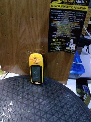 Garmin etrex 12 channel GPS a pilas