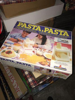 Juego pasta pasta de los 90'