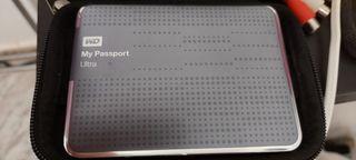 2 Disco duros 2tb Wd my passport