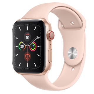 Apple Watch Series 5 Cellular 4g GPS oro rosa pink