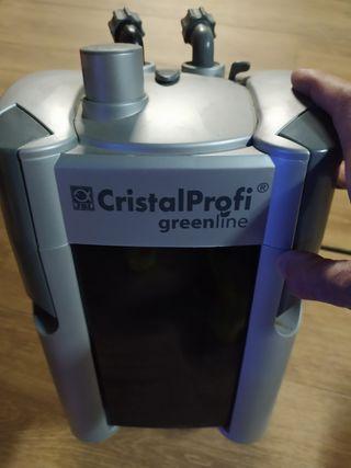 filtro exterior acuario JBL cristal profi 701