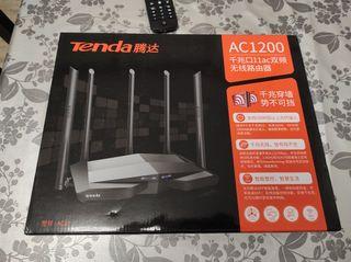 Router neutro WiFi TENDA MU-MIMO