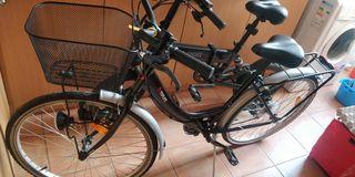 Bicicleta ciudad Paseo City 40 TOPLIFE
