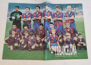 Álbum F.C. Barcelona