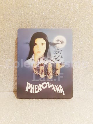 Steelbook bluray Phenomena Coleccionista Limitada