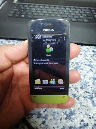 Móvil Nokia c5