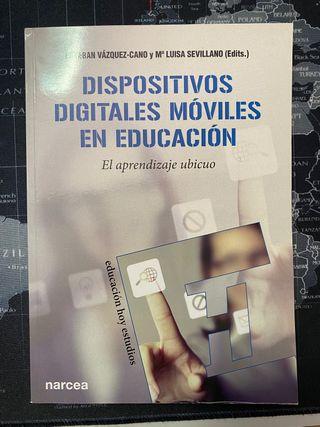 Libro Dispositivos digitales móviles en la educaci
