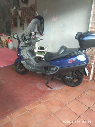 en venta moto Piaggio x9 evolution 250cc