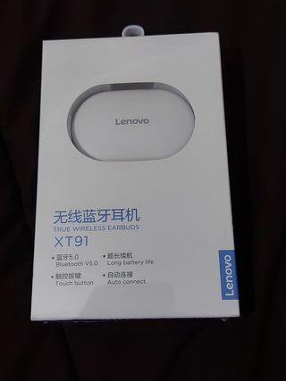Auriculares Lenovo