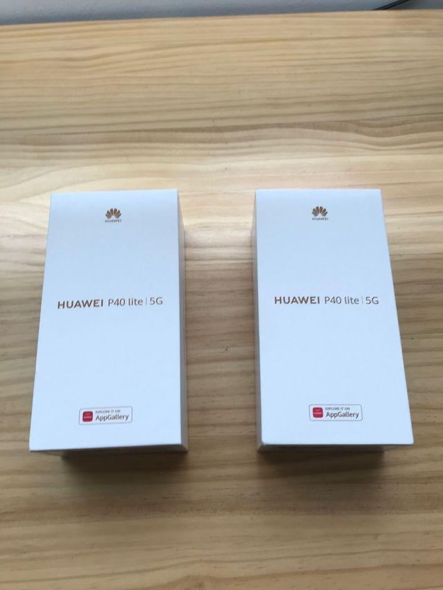 Huawei P40 lite 5G precintados