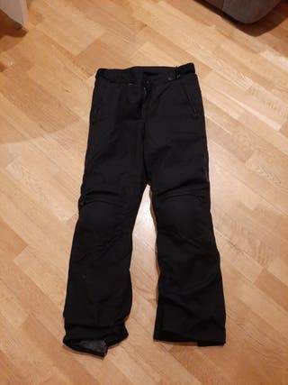 pantalón moto invierno dainese gore tex