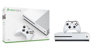 Xbox One s 1 TB con mando (SIN CAJA)