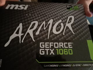 Gtx geforce 1060 3gb
