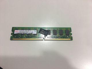 Memoria RAM Hynix 2GB