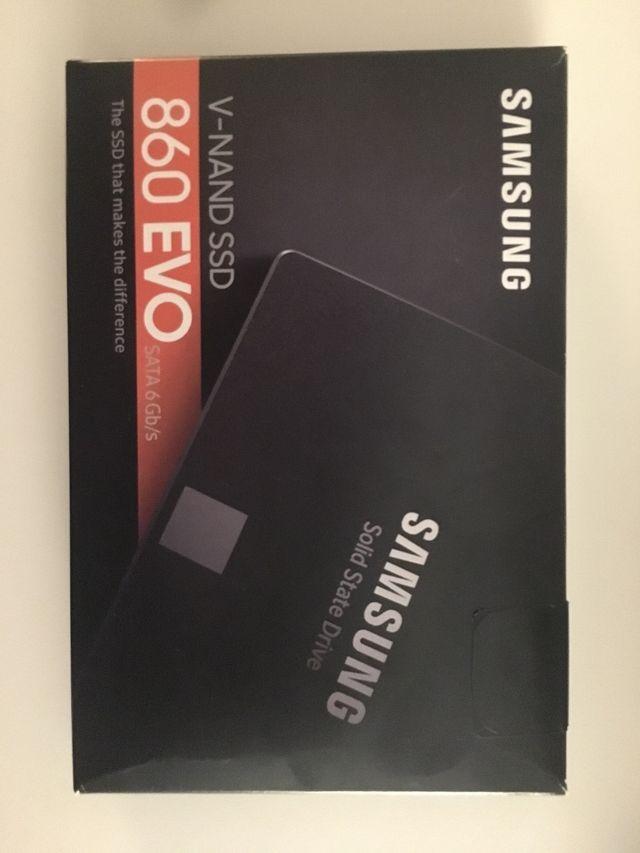 Disco Duro SSD 500Gb Samsung
