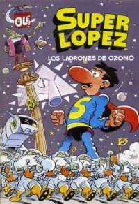 Comics de Superlopez, colección olé
