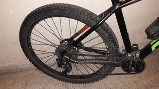 Bicicleta Ghost Kato 27.5