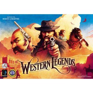 [NOVEDAD] Western Legend juego de mesa sandbox