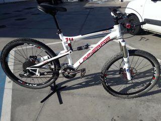 Bicicleta de mo taña