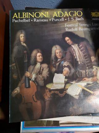 Vinilos musica clásica