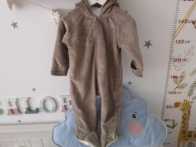 buzo pijama bebe