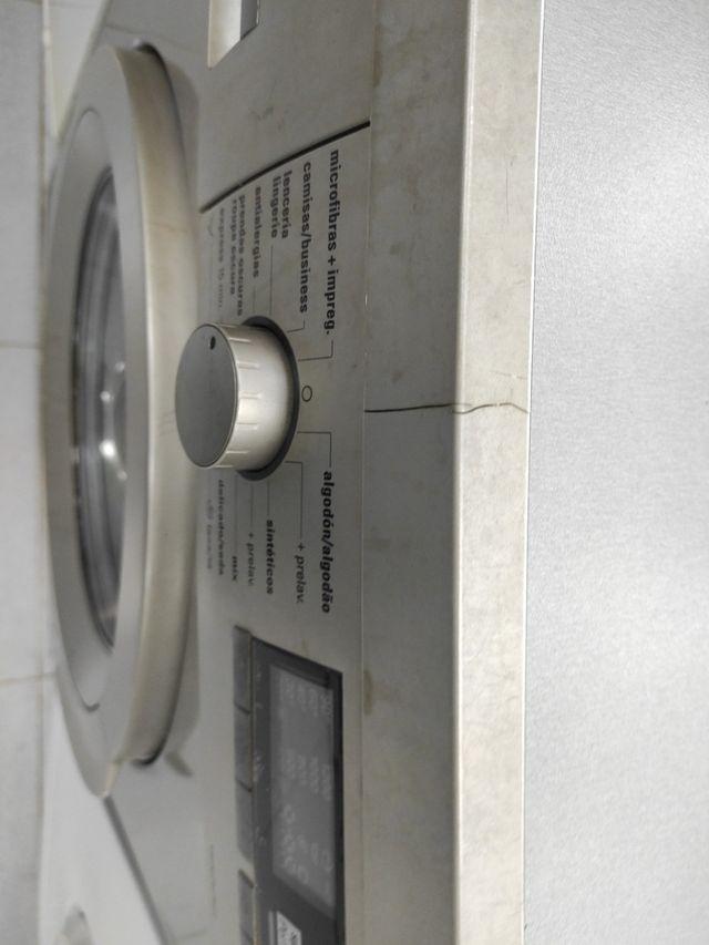 lavadora Siemens de 8 kilos