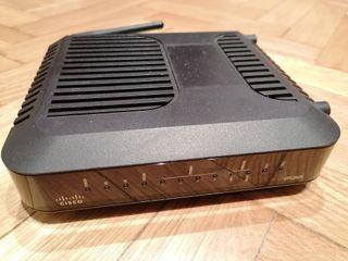 Router Cisco internet y Wi-Fi