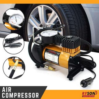 Compresor de aire potente furgonetas todotereno