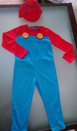 Disfraz Mario Bross